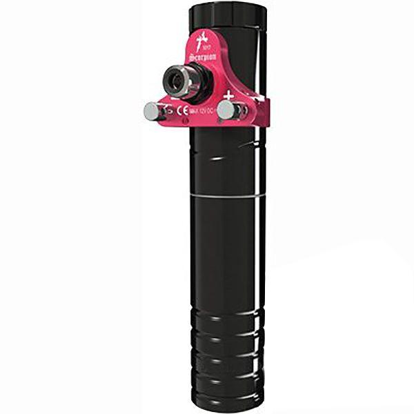 Тату машинка Ink Machines Scorpion NEO Seductive Pink, для любых картриджей!